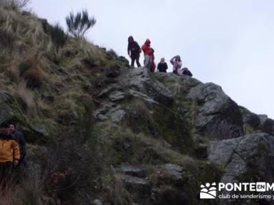 El Valle del Ambroz y la Judería de Hervás - Hervás PR-CC 36 La Chorrera; grupos de trekking